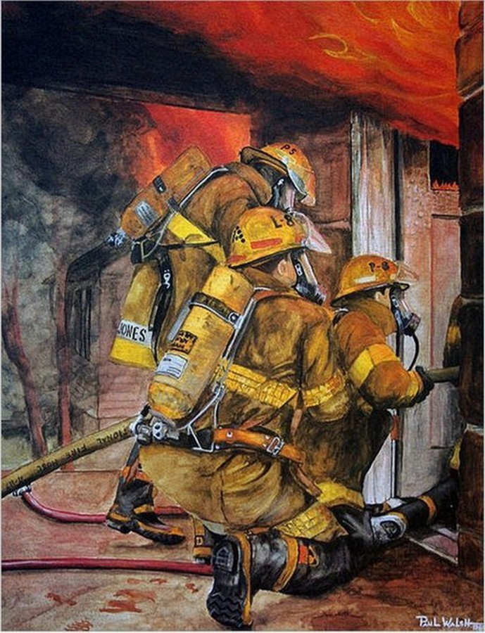 Картинки на тематику пожарные