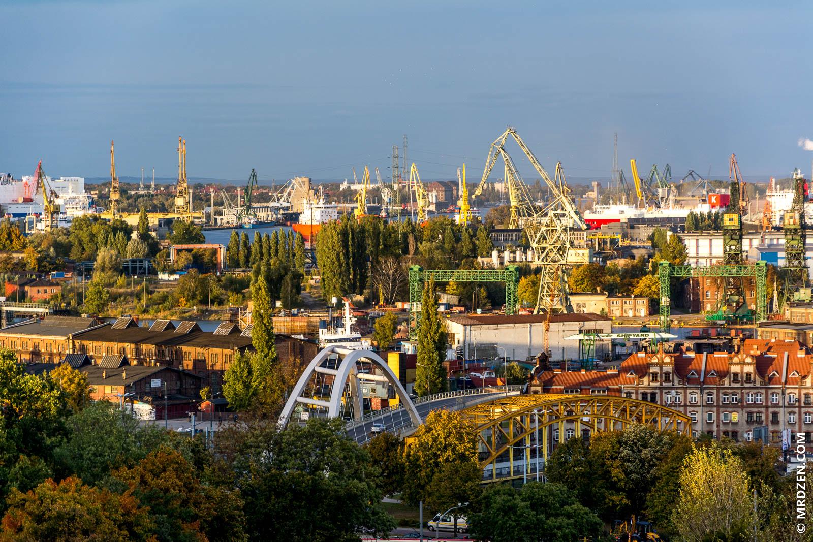 Про Гданьск, яхты и море