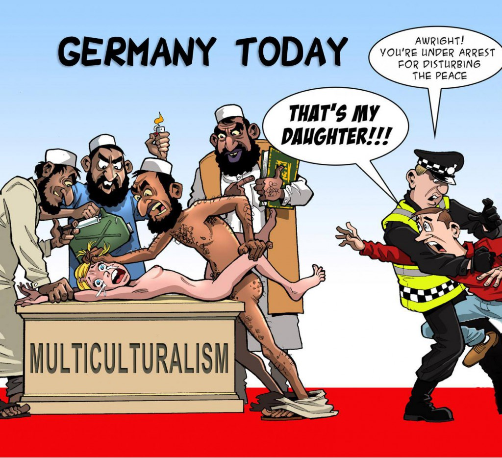 the multiculturalists that challenged both the reality and advisability view