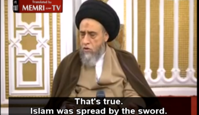 Islam-was-spread-by-the-sword