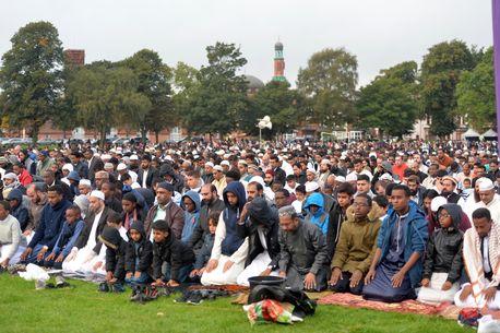 Eid-al-Adha-prayers-in-Small-Heath-Park