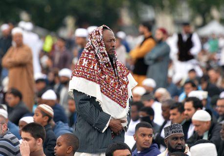 Eid-al-Adha-man-in-Small-Heath-Park