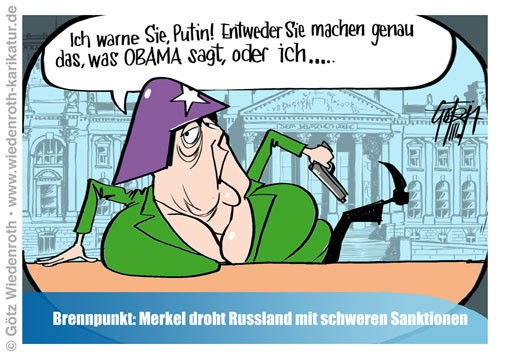 PK140317_USA_Merkel_Krim_Sanktionen_Russland