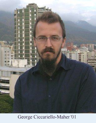 George Ciccariello-Maher