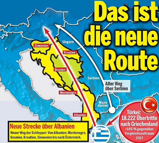 neuefluchtlingsroute