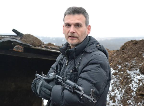 Скорбим. Комбат батальона «Призрак» Алексей Марков трагически погиб на Донбассе