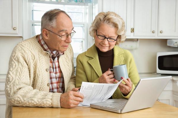 пенсионер, pensioner