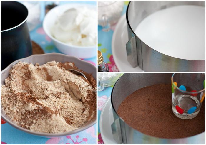 Чизкейк шоколадный 3