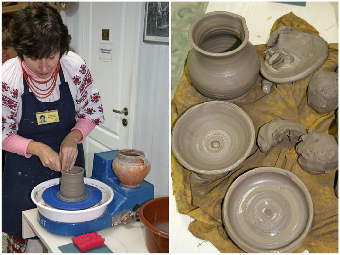 Керамика своими руками в домашних условиях