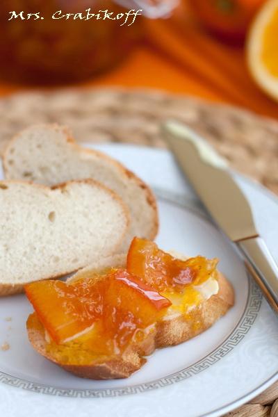 Мармелад апельсиновый_1