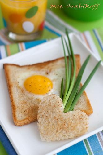 Тосты с яйцом_2