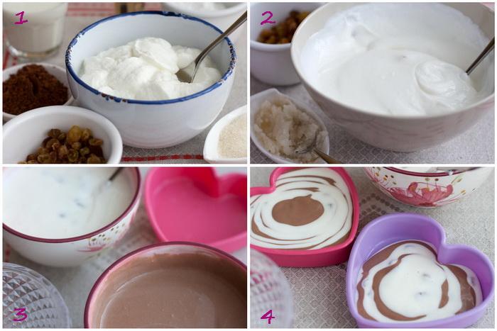 Десерт Зебра 1