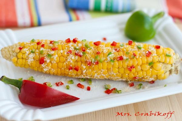 Горячая кукуруза рецепты
