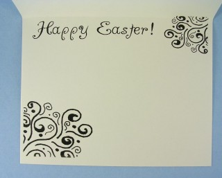 Grandma's Easter Card