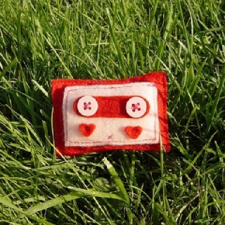 Cute Cassette - Love songs by SecretSuitcase