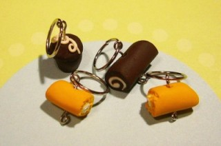 Tasty Cakes Stitch Markers by mack