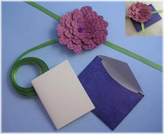 Flower Wrapping Set