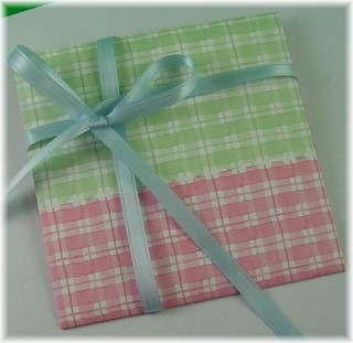 Tranquility Gift Card Holder/Wrapping