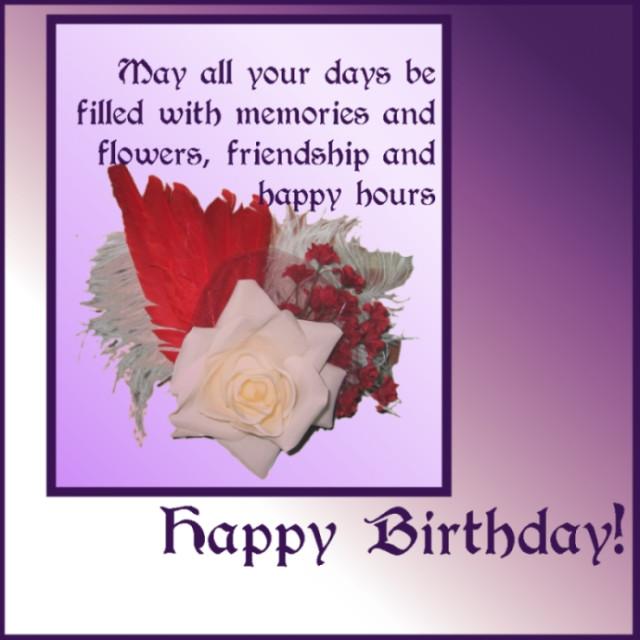 2006 Birthday card for Maddie