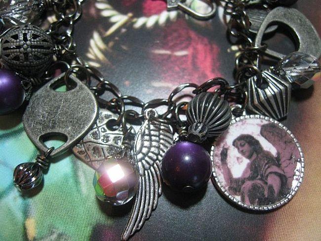 Stone-Angels-Altered-Art-Charm-Bracelet