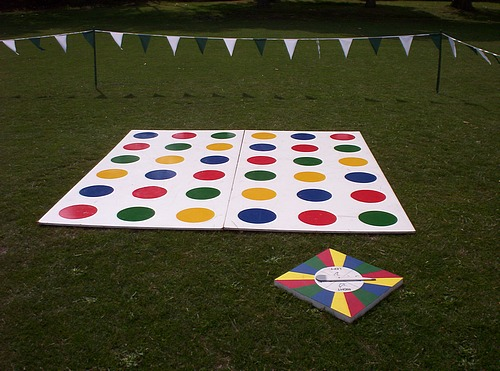 Giant Games Twister
