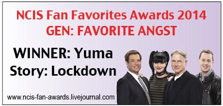 Lockdown Award