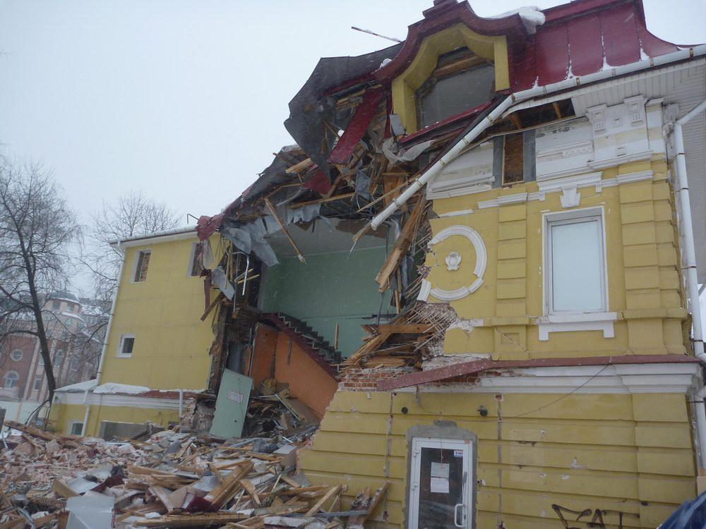 Дом Ильинская 126 на 16:00 24.03.2013