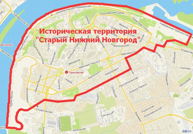 Старый Нижний Новгород