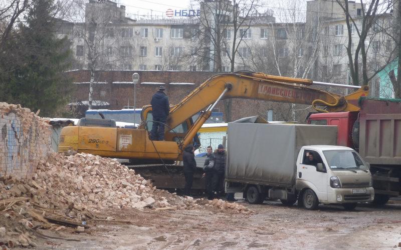 2014-02-17 Ильинская 114 - техника