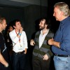 hobbits at comic con 2009 with James Cameron