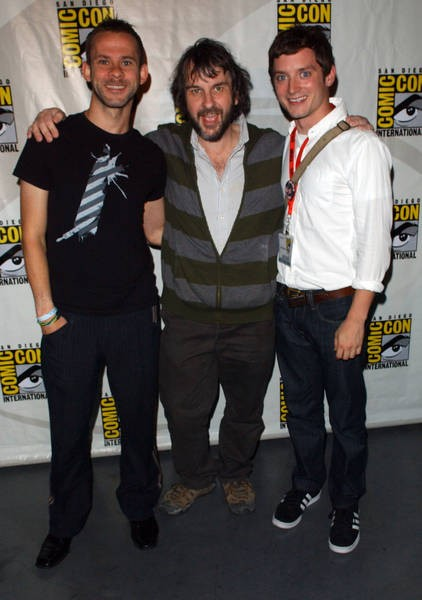 hobbits at comic con 2009