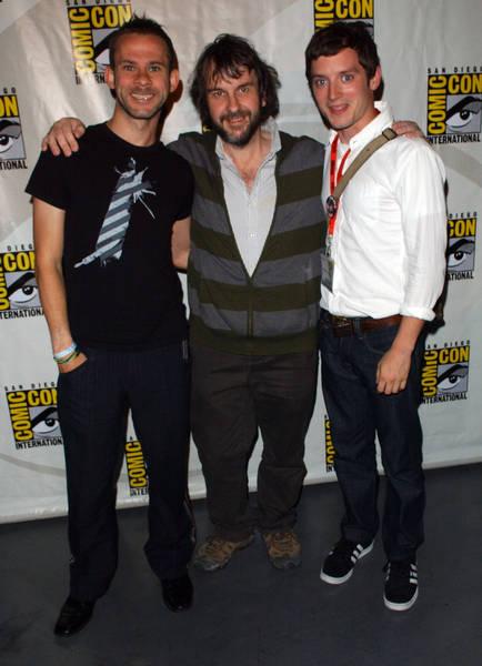 hobbits at comic con 2009