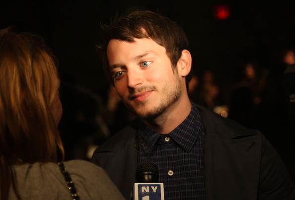At Fashion Week in NY