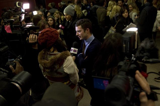 Elijah at Sundance 2012