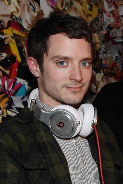 Elijah DJing