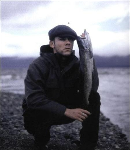 Dom with Fish by Viggo