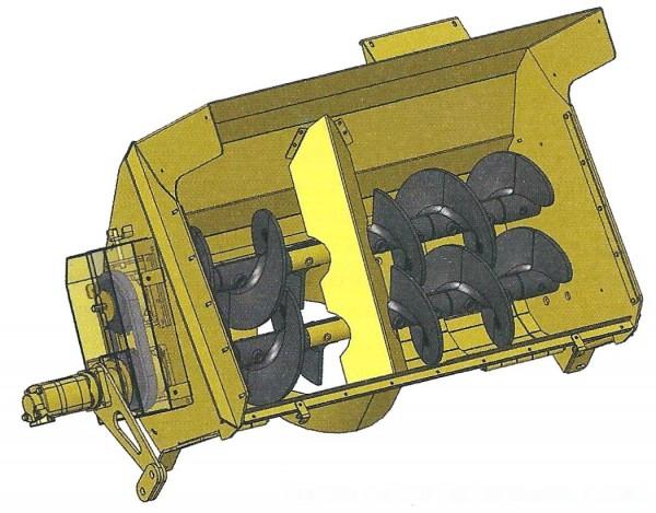 Система десегрегации на машине Е1250А