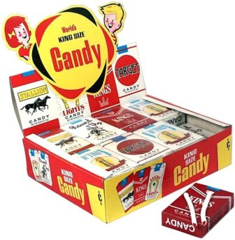 Wax bottles candy amp candy cigarettes totally 80s fur suree