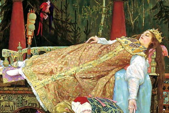 слушать пушкин сказка о мёртвой царевне