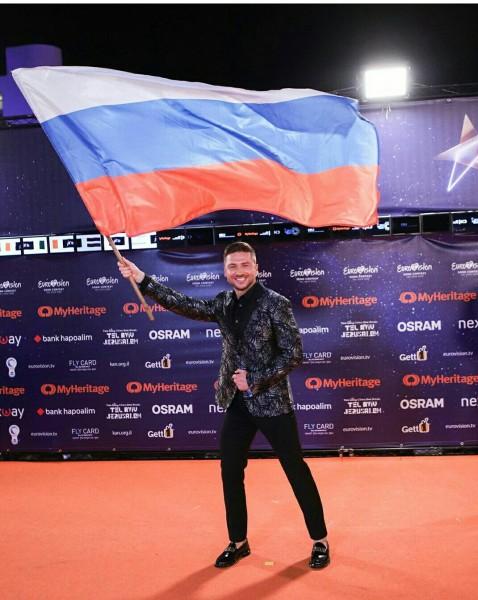 Финал Евровидения.