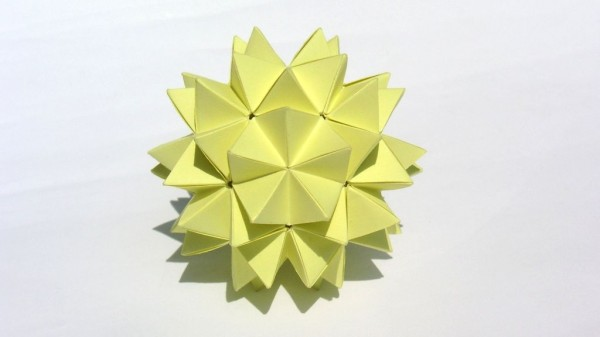 Revealed flower from paper strips mu4a4o75 this is a geometric shape of revealed flower by valentina gonchar but i try to make it from paper strips i dont know the name of the shape mightylinksfo