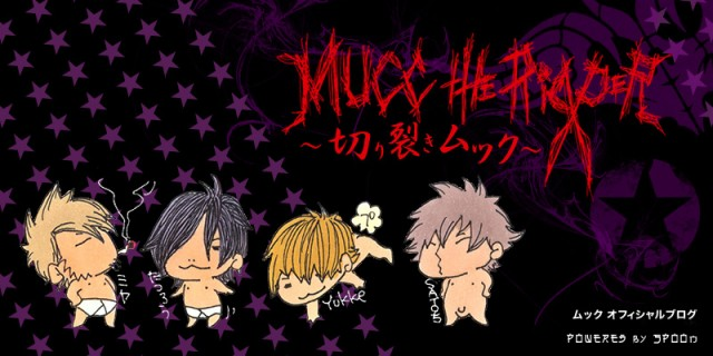 Click for Mucc's Official blog