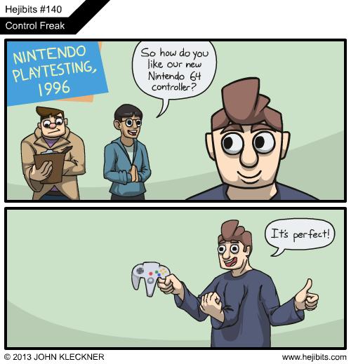 Правда о Nintendo 64