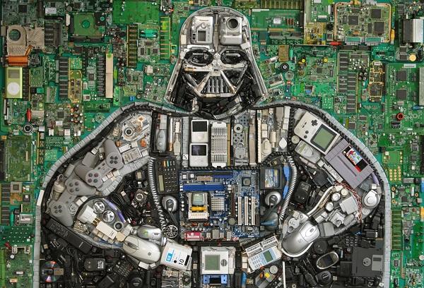 Люк, я твой отец!
