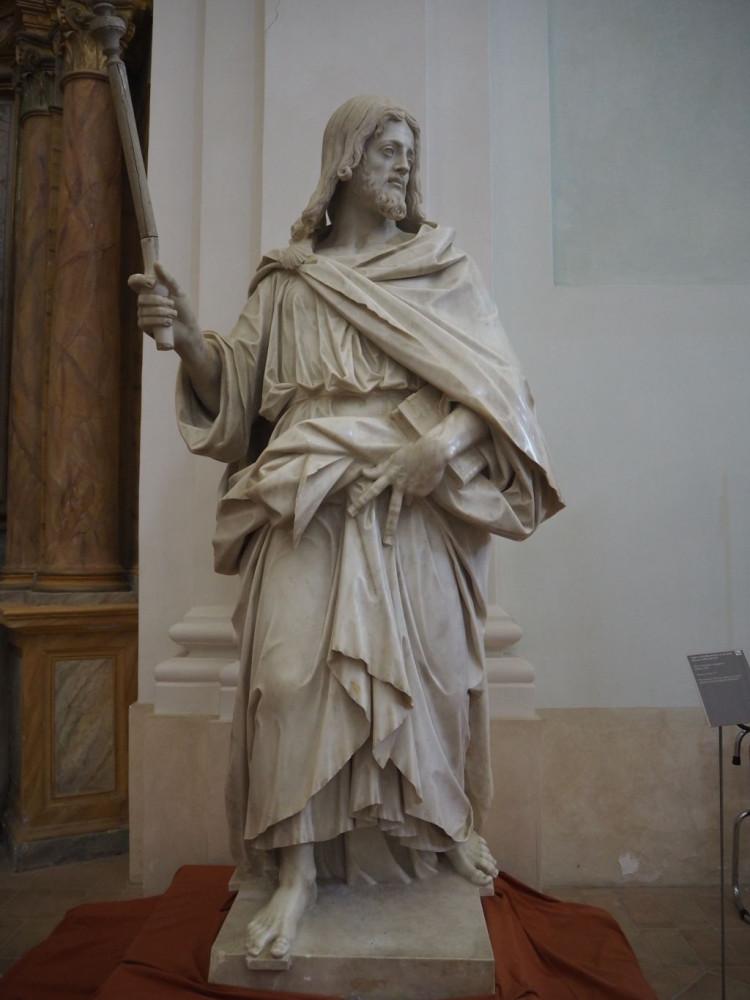 St James Major by Giovanni Battista Caccini (1589-91)