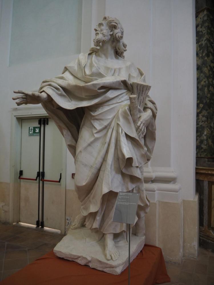 St James Minor by Bernardino Cametti (1722)