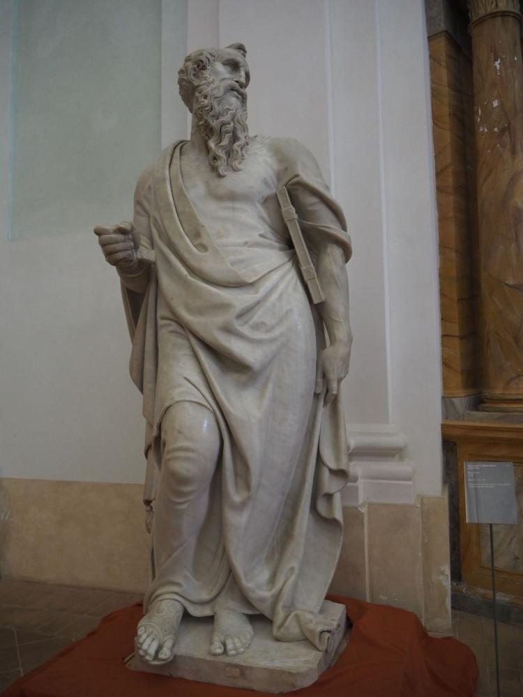 St Paul (1556) by Francesco Mosca, il Moschin