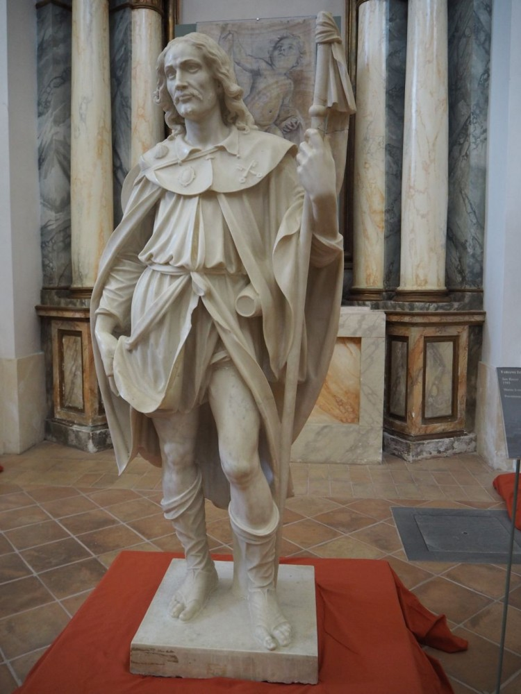 St Roch (1593) by Fabiano Toti