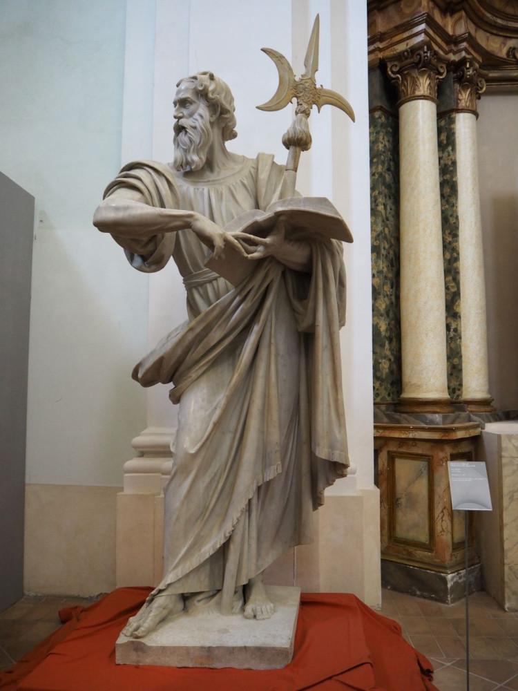St Thaddeus (1638-44) Francesco Mochi