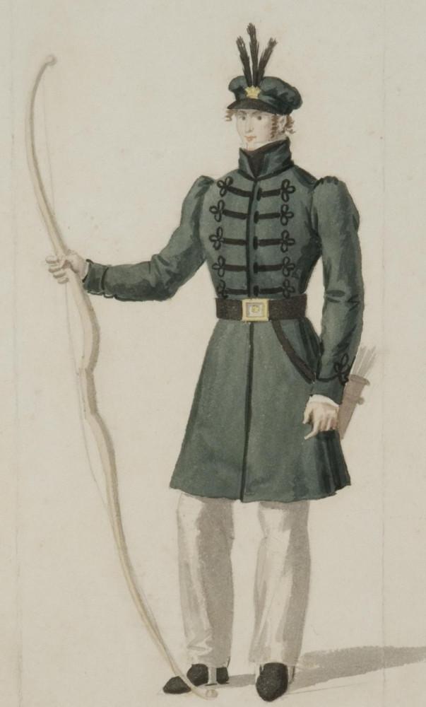 A Royal British Bowman